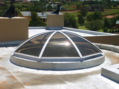 Svetlobne kupole