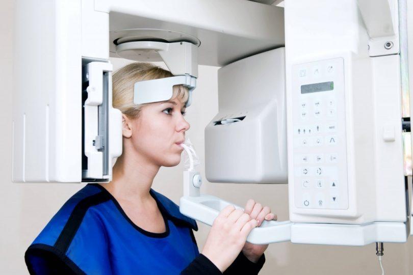 kakovstni rentgen zob