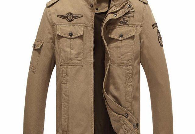 vojaska jakna