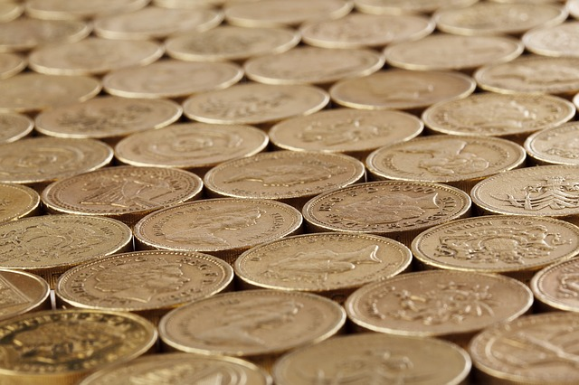 Zlati kovanci za našo varno finančno prihodnost