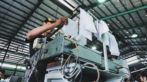 Servis tiskalnika naj bo hitro odziven