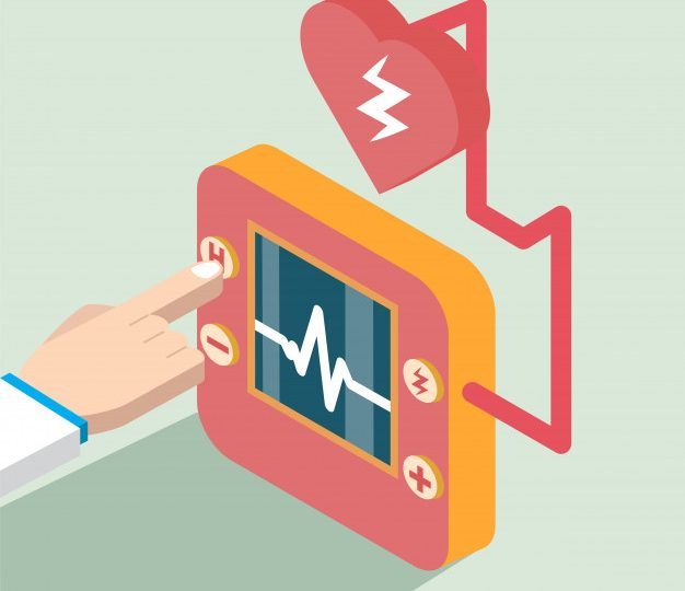 Defibrilator za srce